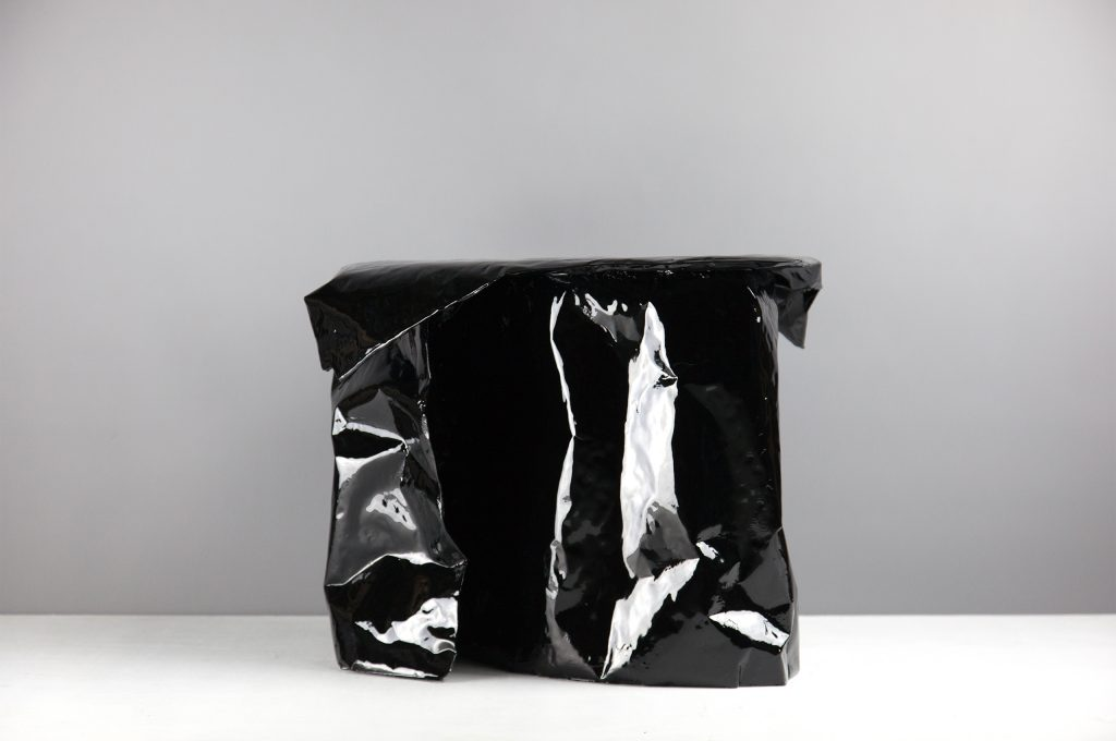 Paper Plastic – Side Tables