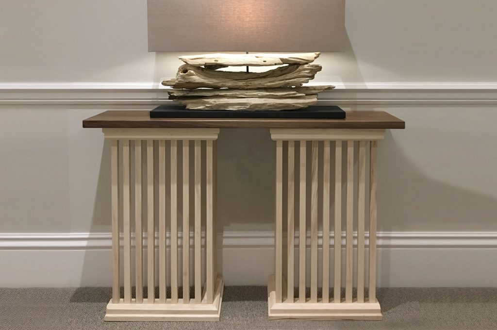 Column Console Table – Weybridge